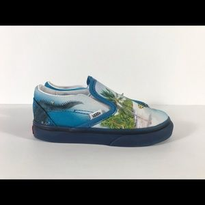 Vans Shoes - Vans x Molo Classic Slip-On Surf Monster Sneakers